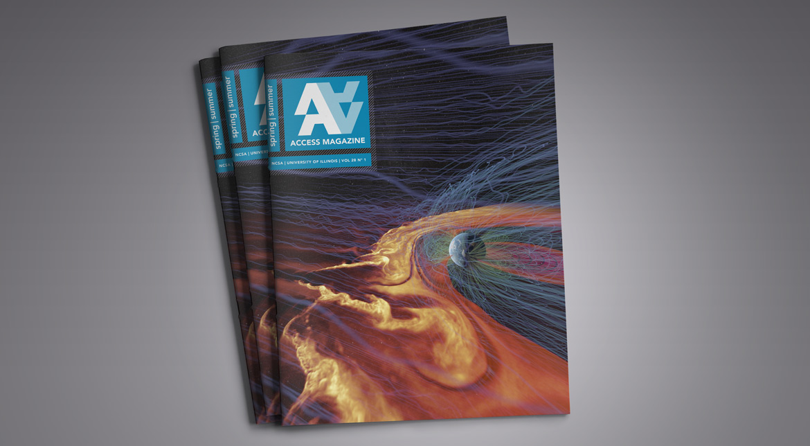 Access magazine covers
