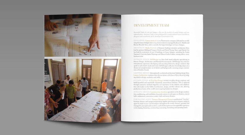 Conservatorio Report
