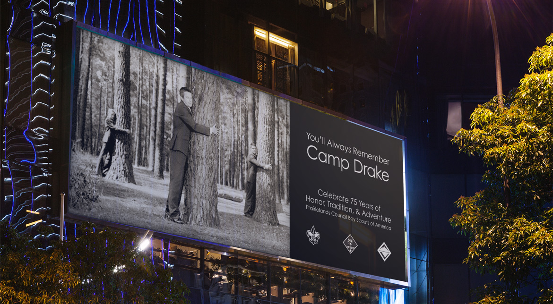 Boy Scouts of America Billboard Campaign